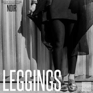NWT Noir Lularoe OS Leggings